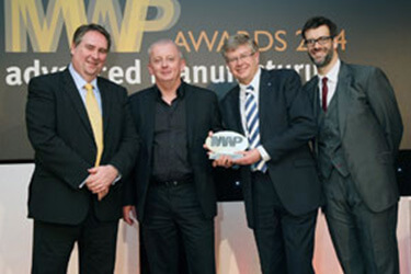 Delcam Vortex 旋風加工榮獲 MWP 2014 最佳 CADCAM 軟體獎