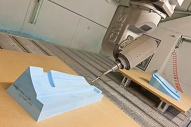 Delcam 幫助英國複合材料生產加工廠商 Pentaxia 應對挑戰