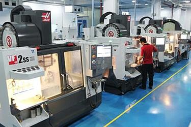 Delcam 助力中山世達快速發展模具製造業務