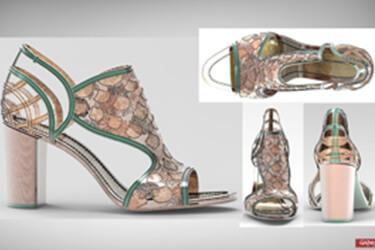 Delcam CRISPIN 全球製鞋設計競賽成績揭曉