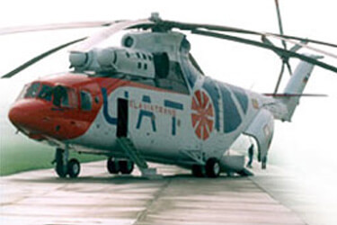 Delcam 第15000個顧客-俄國直昇機工廠 Rostvertol