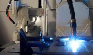 Delcam 添購增材製造研究用機器人