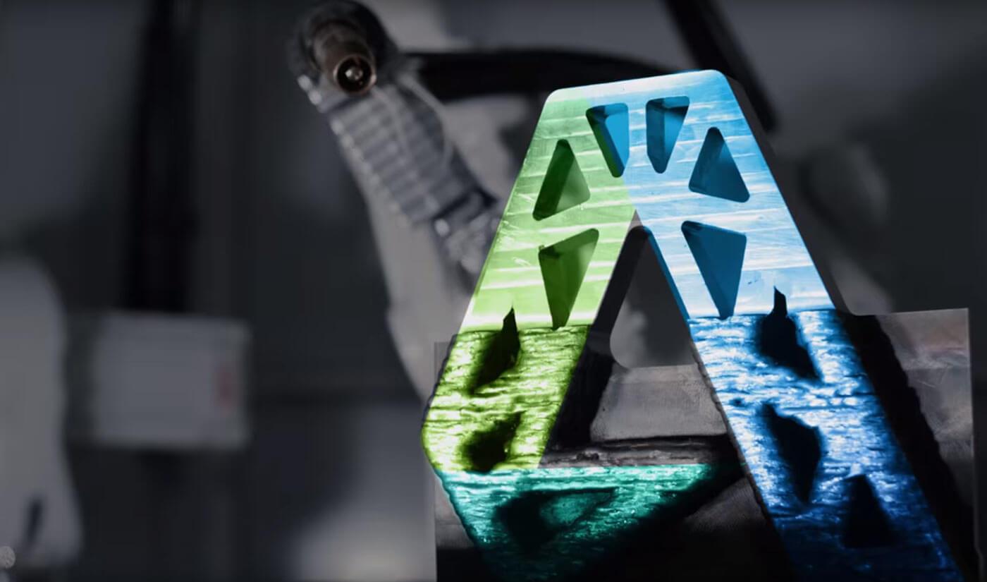 金屬雷射積層 加法及減法製造應用