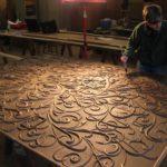 Carveture 以 ArtCAM 製作大型壁飾
