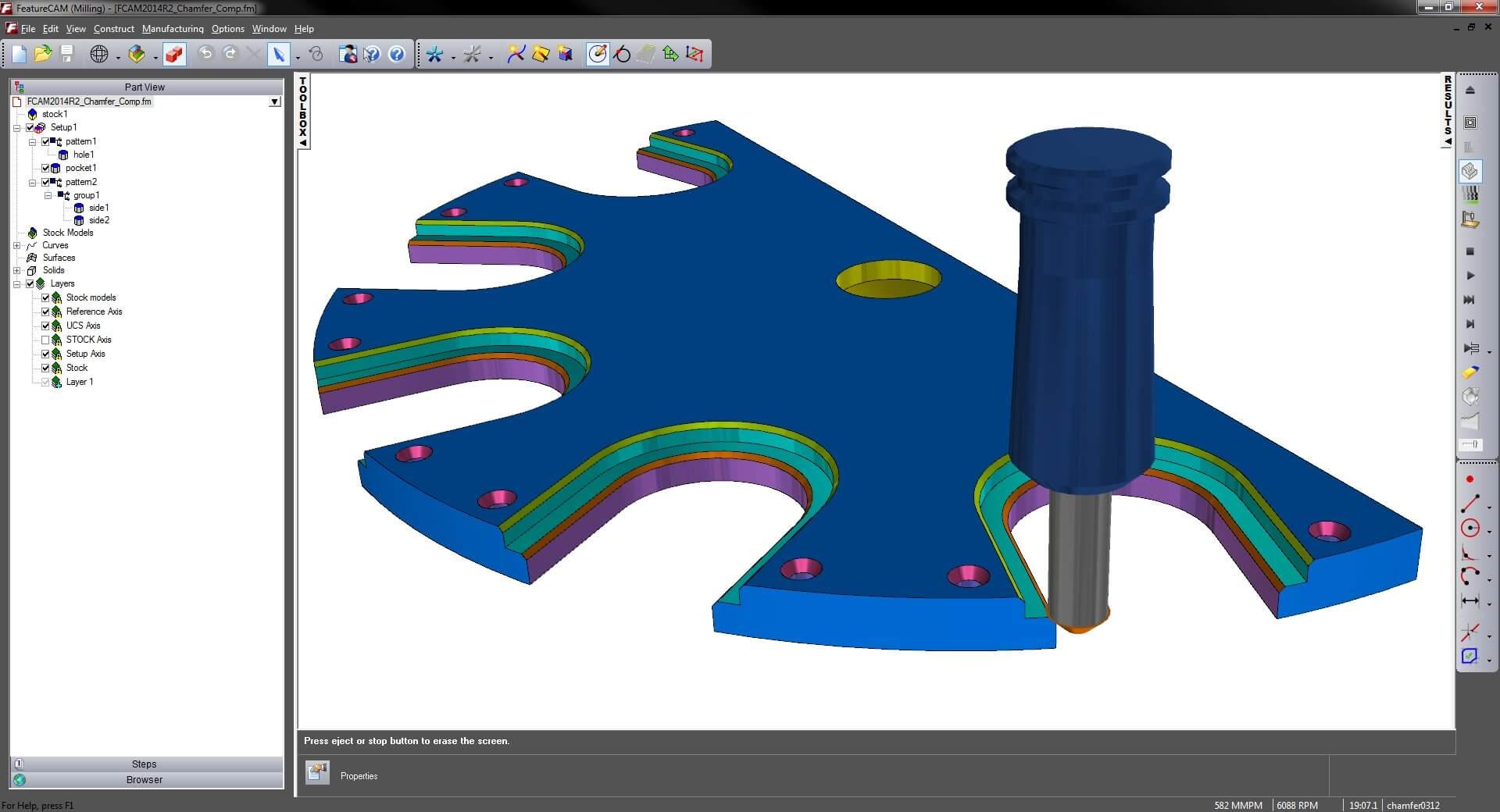 FeatureCAM 獲得 Autodesk Invertor 認證