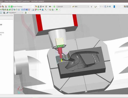 PowerMILL 2-5軸/機器人編程/銑車複合 CAM系統
