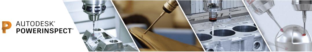 PowerINSPECT 機上 3D 檢測比對系統 - 支援各種廠牌測頭
