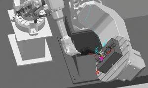 PowerMILL 機器人離線編程