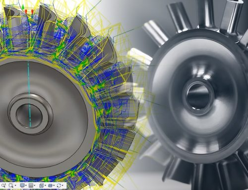Fusion 360 渦輪盤加工