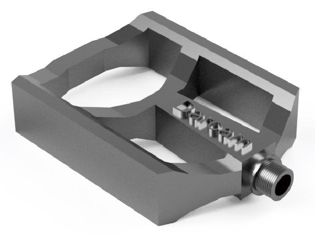 自行車零件 CAD設計