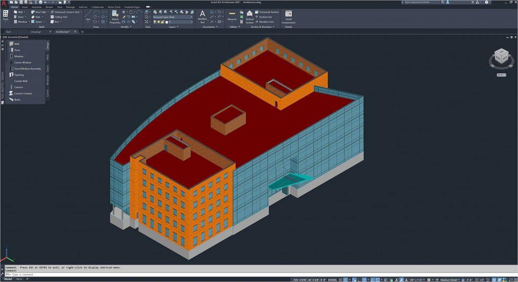 2021 Architecture 工具集
