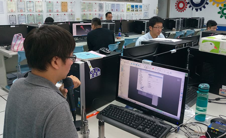 PowerMILL 五軸加工實務暑期訓練班